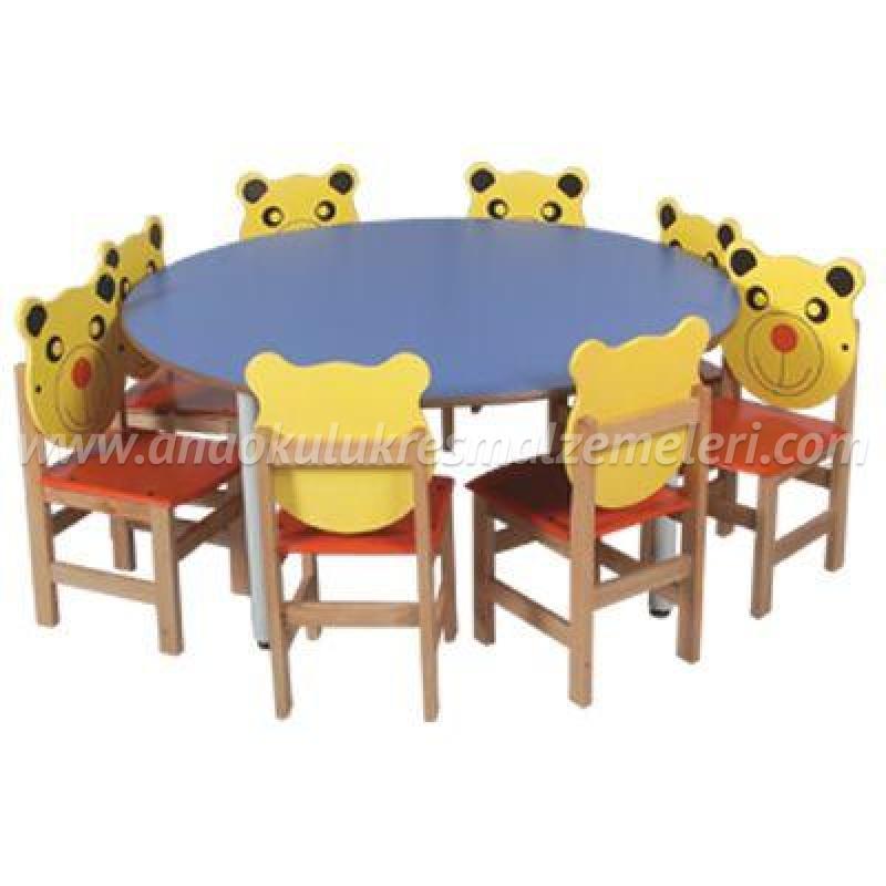 Ana sınıfı Masası (büyük daire)