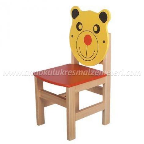 Çocuk Sandalyesi (Ayıcık)