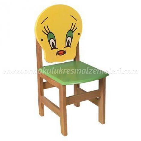 Kreş sandalyesi (cik-cik)