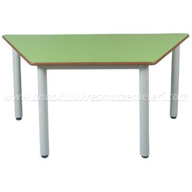 Anaokulu Masası (Trapez)