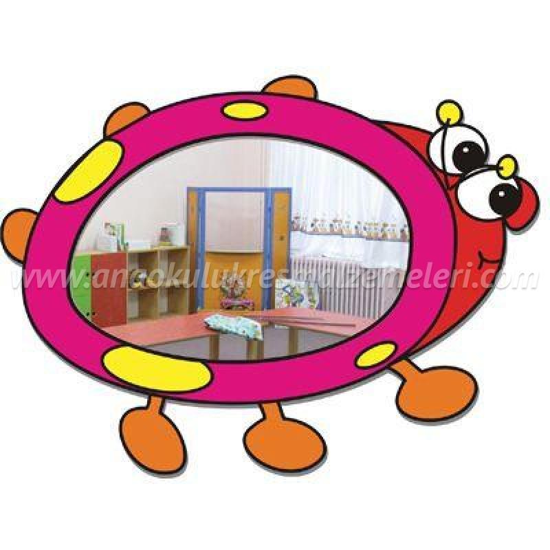 Anaokulu Aynası (Uğur Böceği)