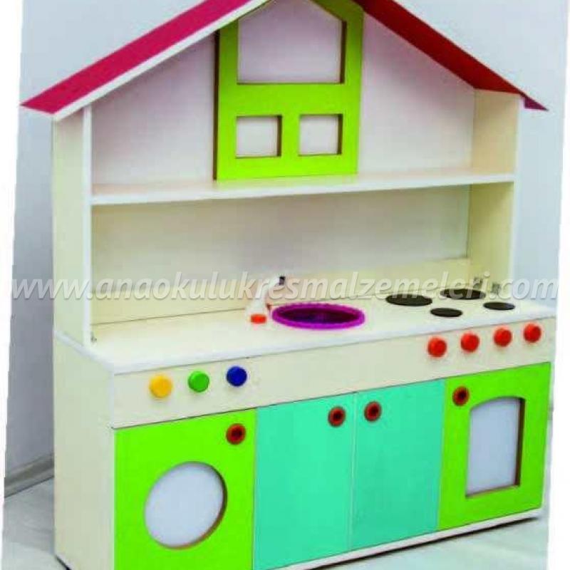 Mutfak Seti (Çatılı)