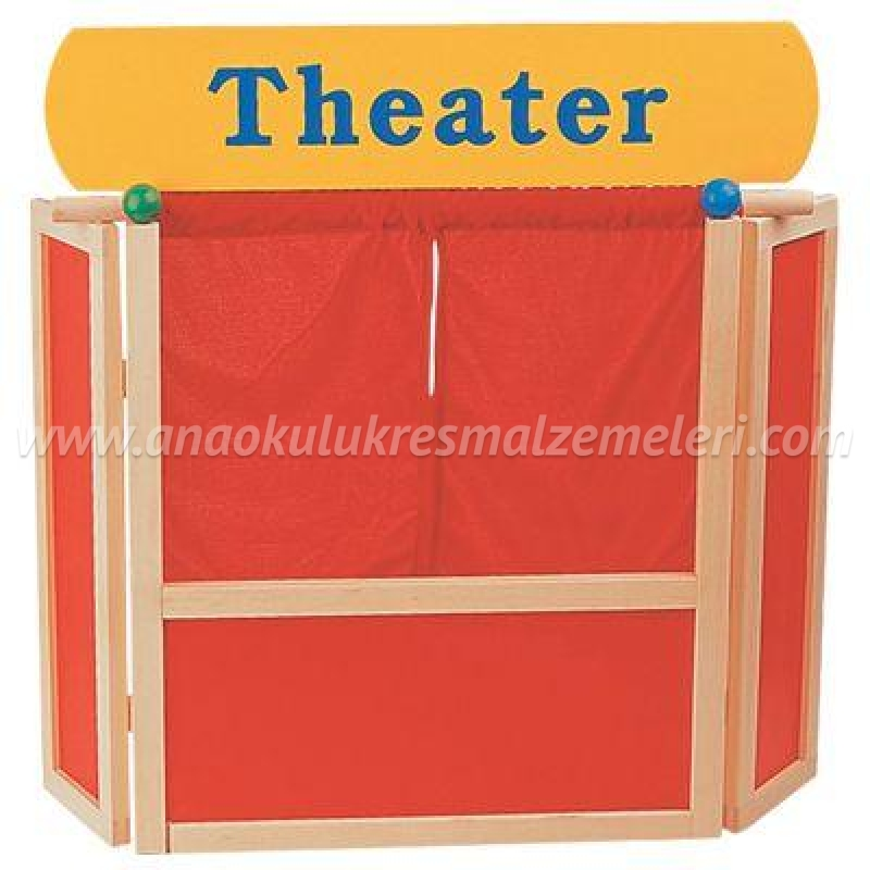 Masa Üzeri Tiyatro Sahnesi