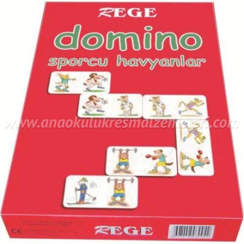 Sporcu Hayvanlar Domino