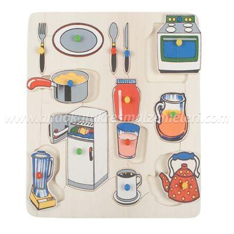 Mutfağımız Puzzle