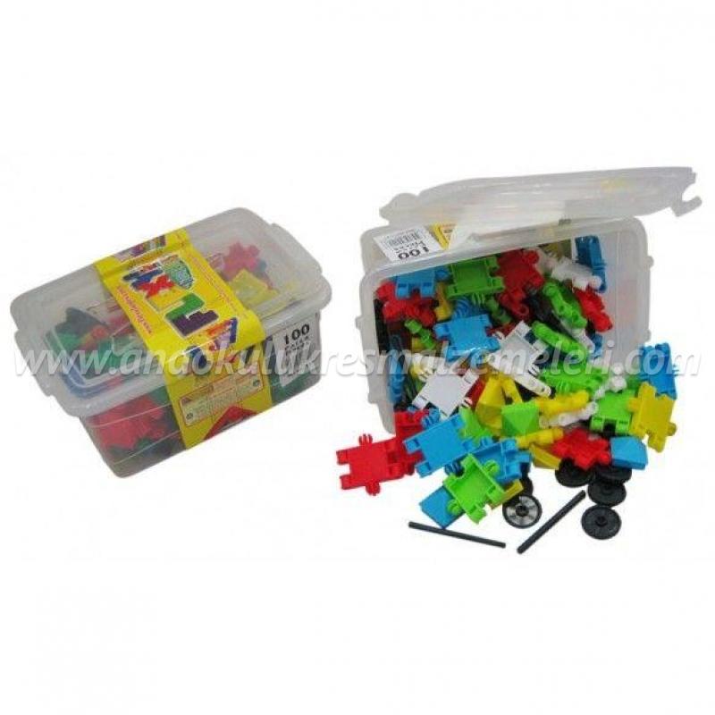 Flexi Lego (100 parça)