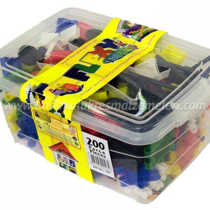 Flexi Lego (200 Parça)