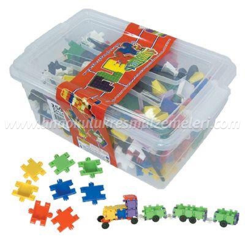 Flexi Lego (250 Parça)