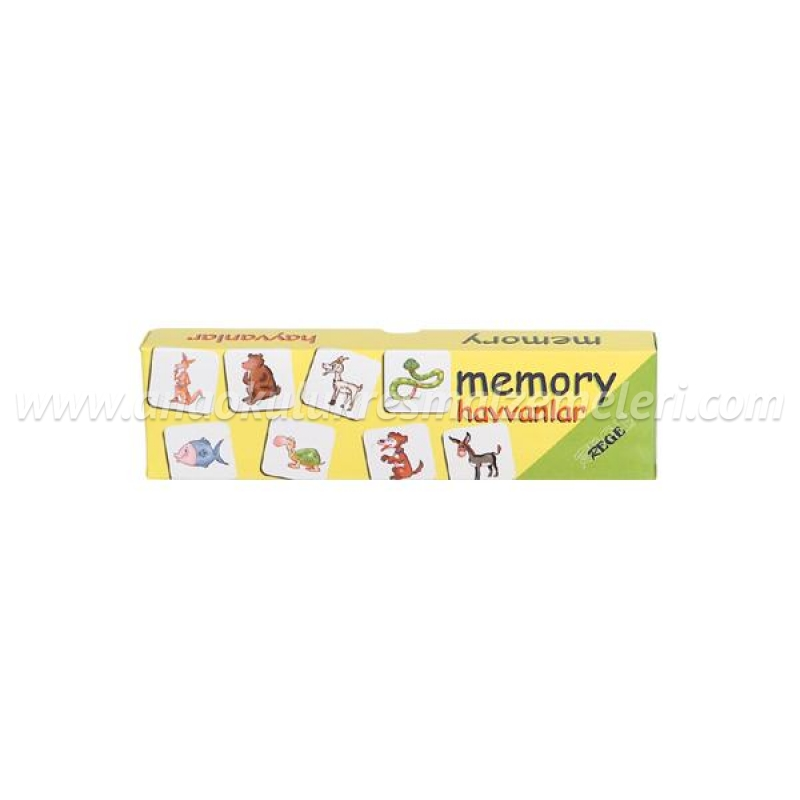 Hafıza Oyunu (Hayvanlar)