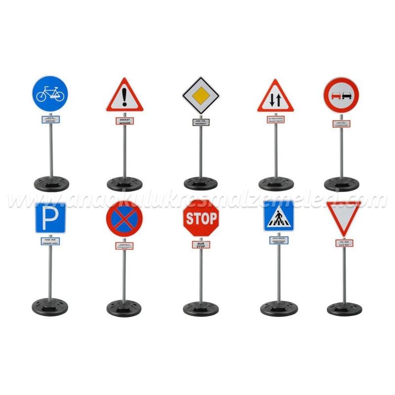 Trafik İşaretleri