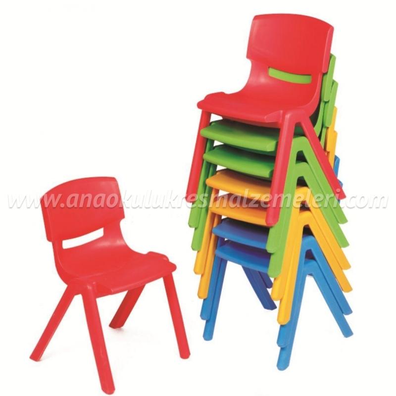 Dolgu Plastik Sandalye
