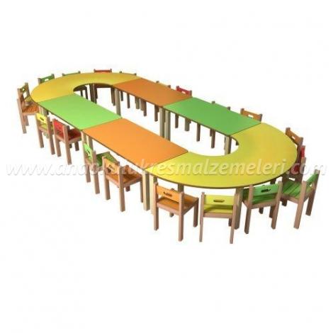 Anaokulu Masa Takımı